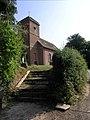Former parish church, Hopton Cangeford, Shropshire - geograph.org.uk - 217571.jpg