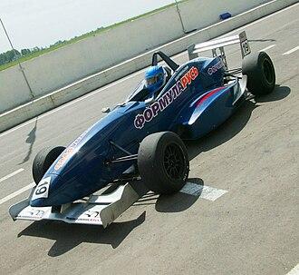 Formula RUS - Formula RUS car