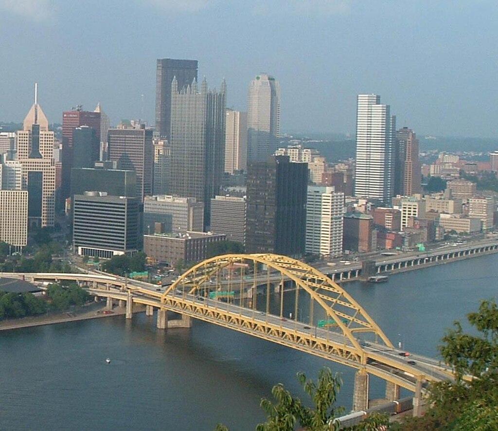 1024px FortPittBridge - Bridge Engineering – Types of Bridges