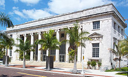 Sydney and Berne Davis Art Museum in downtown Fort Myers