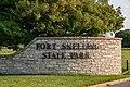 Fort Snelling State Park Entrance, Minnesota (42306823760).jpg