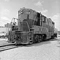 Fort Worth and Denver City, Diesel Electric Road Switcher Locomotive No. 702 (15901204230).jpg
