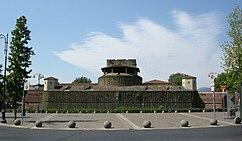Fortaleza de Basso, Florencia (1534-1537)