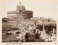Fotografi av Roma. Castello di S. Angelo - Hallwylska museet - 104731.tif