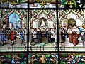 Fougères (35) Église Saint-Sulpice Vitrail de la légende de Notre-Dame-des-Marais 2.jpg