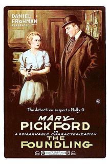 <i>The Foundling</i> (1916 film) 1916 film by John B. OBrien