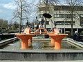 Fountain at Woerden trainstation.jpg