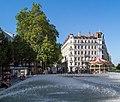 Fountain on Rue de la Republique - Lyon, France - panoramio.jpg