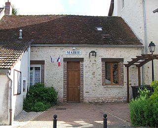 Frétoy Commune in Île-de-France, France