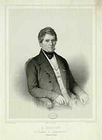 François Debret in 1846 by Noël after Alaux - INHA.jpg