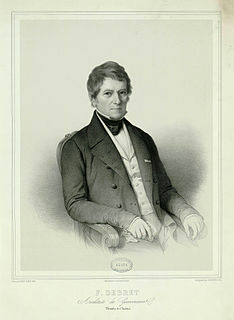 François Debret French architect and Freemason