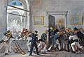 François d'Orléans - Mexique, 1838, combat de Vera Cruz.jpg