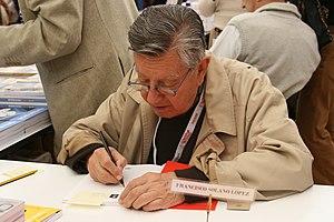 Francisco Solano López (comics) - Francisco Solano Lopez at the 2007 Lucca festival