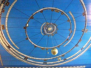 Eise Eisinga - The orrery he built in his living room