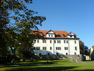 Bad Frankenhausen Place in Thuringia, Germany