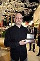 Frankfurter Buchmesse 2015 - Timur Vermes 1.JPG