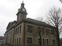 Franklin County Courthouse in Brookville.jpg