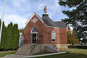 National Register of Historic Places listings in Franklin County, Iowa