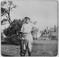 Franklin D. Roosevelt at Campobello Island - NARA - 195443.tif