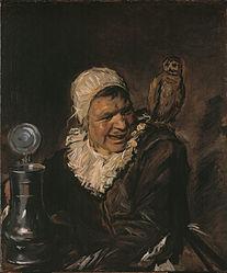 Frans Hals: Malle Babbe