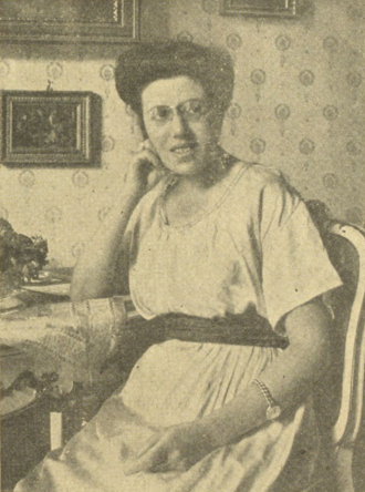 Marianne Beth - Marianne Beth (Photographer: Isidor Harkányi, 1922)