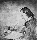 Chopin, by George Sand, in 1841