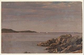Mount Desert Island, côte du Maine