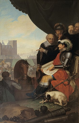 Frederick II of Denmark - King Frederik II builds Kronborg Castle at Elsinore.