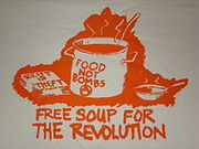 """Free Soup for the Revolution"" illustration"