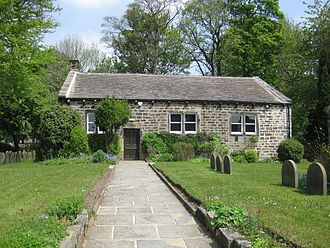 Rawdon, West Yorkshire - Friends Meeting House of 1697