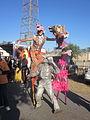 Fringe 2012 Plessy Park Stilt Horses Bo 3.JPG