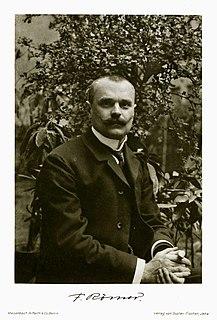 Fritz Römer German zoologist