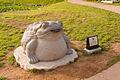 Frog Statue at Seonam Lake Park, Ulsan.jpg