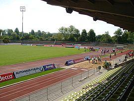 Fußballstadion Fulda
