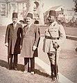 Fuad I of Egypt & Mohamed Sa'id Paşa 1932.jpg
