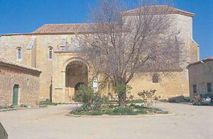 Benafarces - Image: Fundación Joaquín Díaz Iglesia parroquial de la Asunción Benafarces (Valladolid) (1)