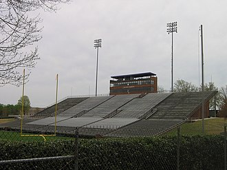 Paladin Stadium - Image: Furman Paladin Stadium 3