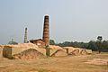 Furnace - Mitra Brickfield - Halalpur Krishnapur - Nadia 2016-01-17 8808.JPG