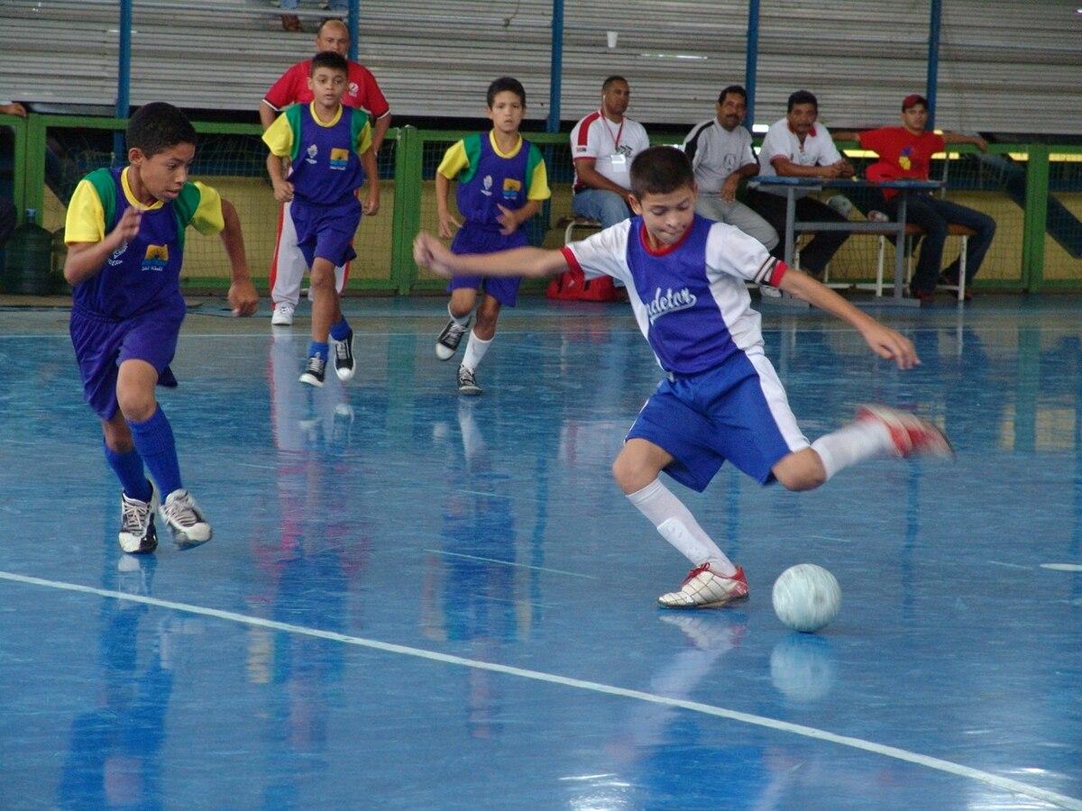 a43b6f99ba Futebol de salão – Wikipédia
