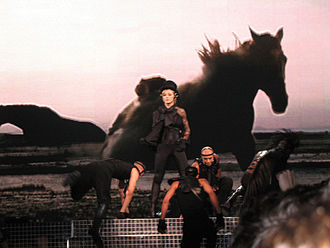 "Confessions on a Dance Floor - Madonna opening the Confessions Tour with a performance of ""Future Lovers"", the album's fourth track."
