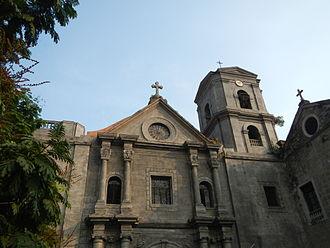 San Agustin Church (Manila) - Image: Fvf Intramuros 2720 24