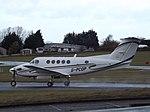 G-PCOP Rayteon Beech Super King Air 200 Albert Bartlett And Sons Airdrie Ltd (31080368086).jpg