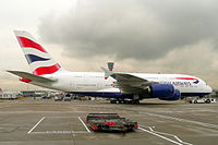 G-XLEI - A388 - Not Available