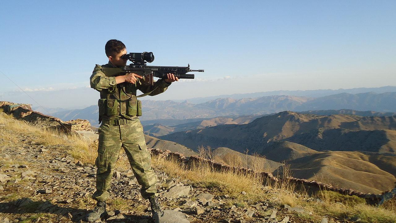 Heckler koch hk g3 assault rifle world defense for Koch 63 od manual