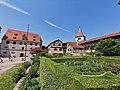 GER — BY — Schwaben — Landkreis Donau-Ries — Harburg (Burg, Garten) 2021.jpg