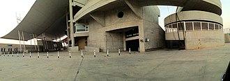 GSP Stadium - GSP modern exterior design
