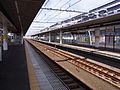 Gamagori Station Tokaido Line platform.jpg
