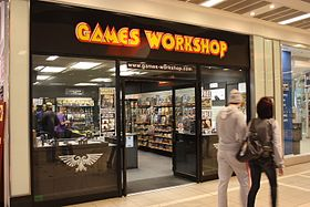 Image illustrative de l'article Games Workshop
