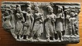 Gandhara, rilievo con visita agli acseti.JPG