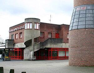 Düsseldorf-Garath - 410 px